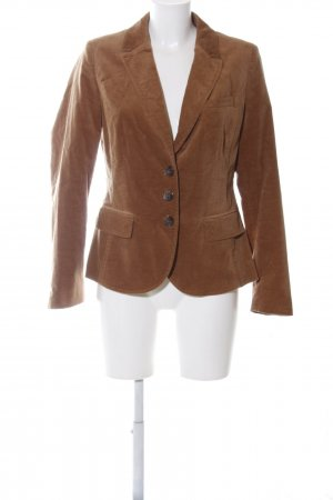 More & More Long-Blazer braun Business-Look