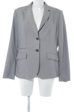 More & More Long-Blazer grau Business-Look