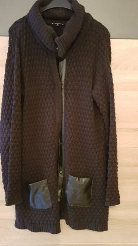 More & More Long Cardigan Schwarz Gr.38