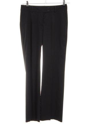 More & More Marlene Dietrich broek zwart zakelijke stijl