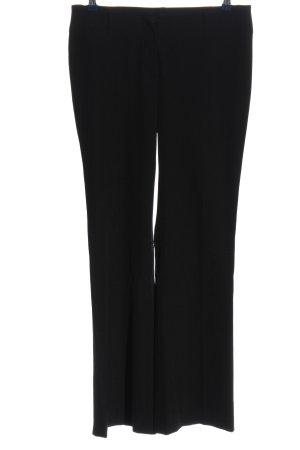 More & More Pantalón anchos negro look casual