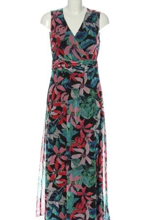 More & More Maxi abito motivo floreale stile casual