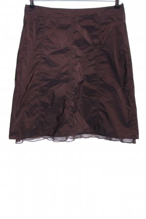 More & More Taffeta Skirt bronze-colored elegant