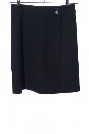 More & More Spódnica midi czarny W stylu casual