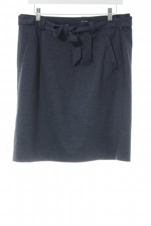 More & More Spódnica midi ciemnoniebieski Melanżowy W stylu casual