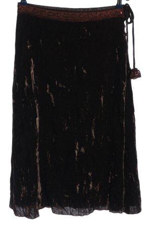 More & More Spódnica midi brązowy W stylu casual