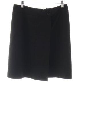 More & More Spódnica midi czarny W stylu biznesowym