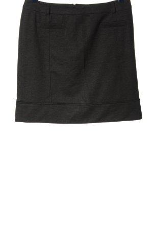 More & More Mini rok khaki gestippeld casual uitstraling