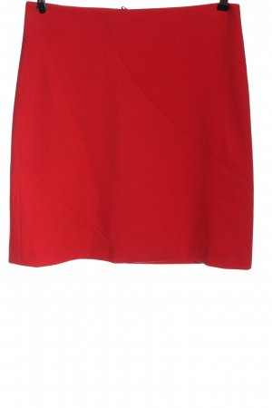 More & More Mini rok rood casual uitstraling