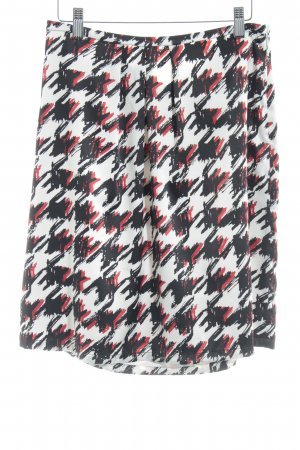 More & More Mini rok abstract patroon casual uitstraling