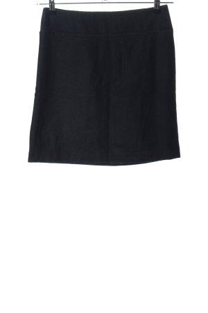 More & More Mini rok zwart zakelijke stijl