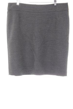 More & More Mini rok grijs gestippeld casual uitstraling