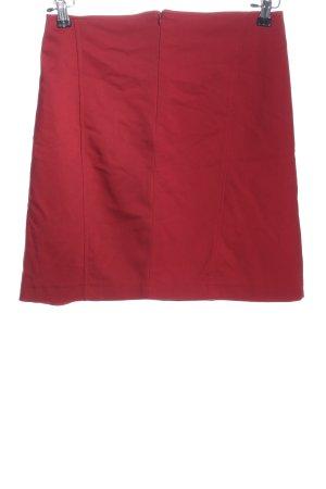More & More Mini-jupe rouge style décontracté