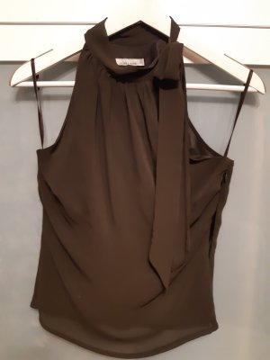 More & More Halter Top brown polyester