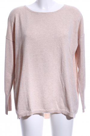 More & More Oversized Pullover hellbeige Casual-Look