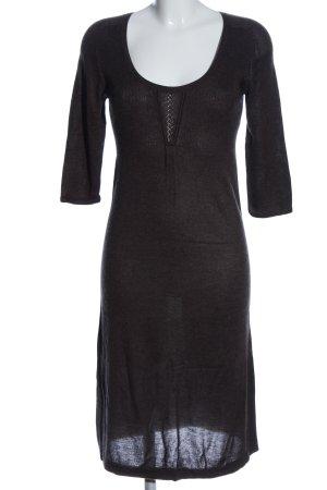More & More Pulloverkleid schwarz Casual-Look