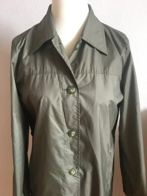 More & More Heavy Raincoat khaki polyamide