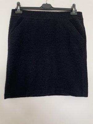 More & More Mini-jupe bleu foncé
