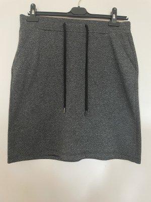 More & More Mini-jupe gris foncé