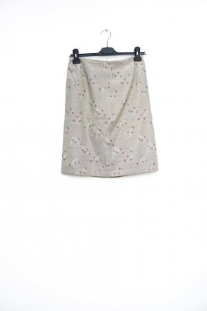 More & More Asymmetry Skirt sage green-violet
