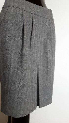 More & More Tweed Skirt light grey-grey
