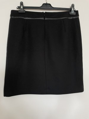 More & More Mini rok zwart