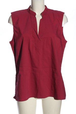 More & More Bluzka bez rękawów różowy Elegancki
