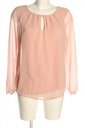 More & More Schlupf-Bluse nude Business-Look