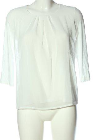 More & More Schlupf-Bluse weiß Elegant