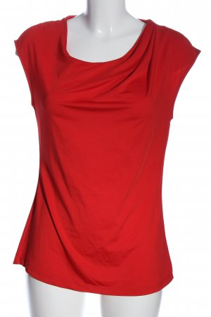 More & More Schlupf-Bluse rot Casual-Look