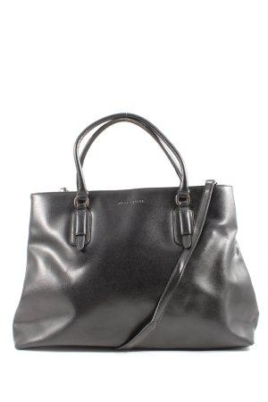 More & More Bolsa de hombro negro look casual