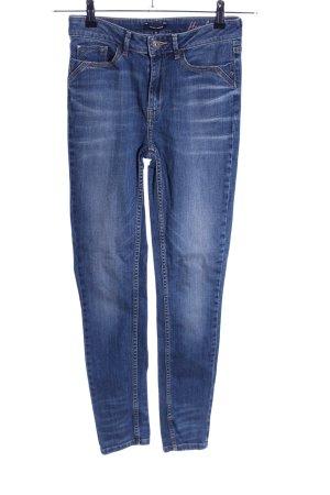 More & More Skinny Jeans blau Casual-Look