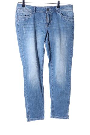 More & More Slim Jeans blau Casual-Look