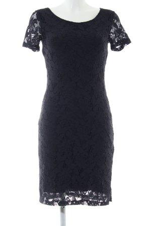 More & More Spitzenkleid schwarz Elegant