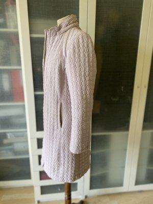 More & More Gewatteerde jas rosé