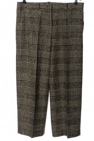 More & More Stoffhose Allover-Druck Casual-Look