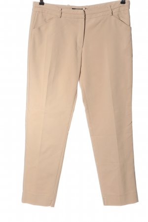 More & More Stoffhose creme Casual-Look