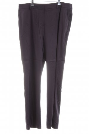 More & More Stoffhose lila Casual-Look
