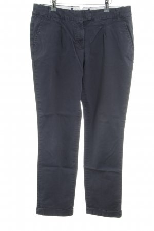 More & More Stoffhose dunkelblau Casual-Look