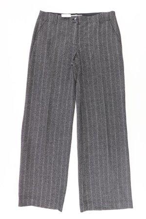 More&More Stoffhose Größe 38 grau aus Polyester