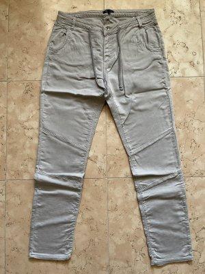 More & More Pantalone jersey beige chiaro