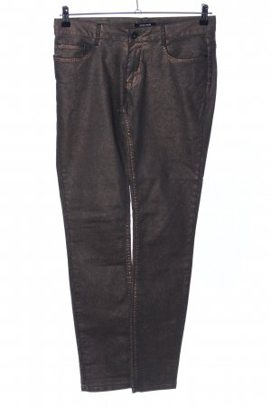 More & More Stretch Jeans bronzefarben Casual-Look