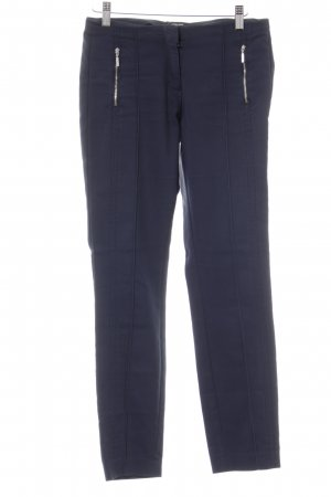 More & More Stretch Trousers dark blue casual look