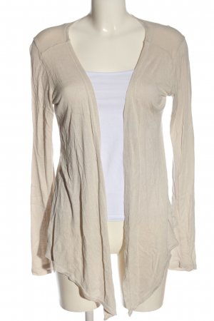 More & More Strick Cardigan wollweiß Casual-Look