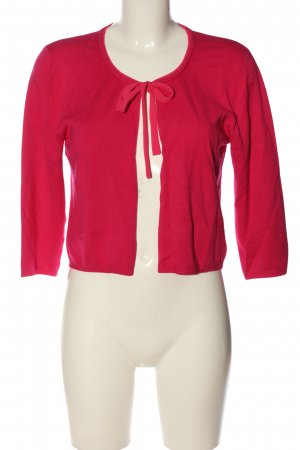 More & More Strick Cardigan pink Casual-Look