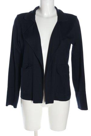 More & More Blazer in maglia nero stile professionale