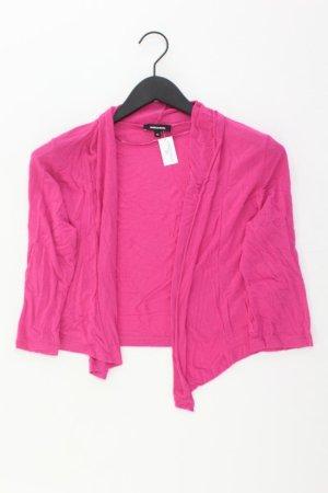 More&More Strickjacke Größe 42 3/4 Ärmel pink aus Viskose