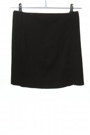 More & More Falda de punto negro look casual