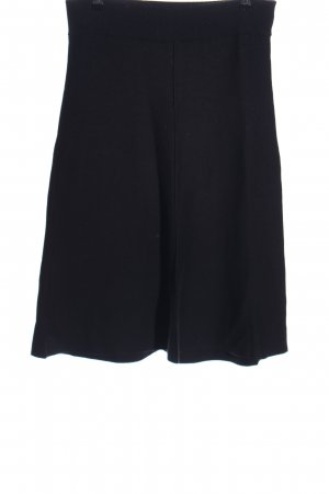 More & More Knitted Skirt black business style