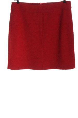 More & More Falda de punto rojo look casual